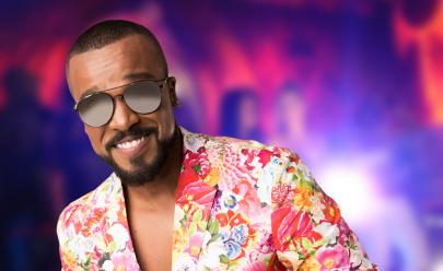 Alexandre Pires comanda o 'Baile do Nêgo Véio' com grandes hits dos anos 90 em Goiânia