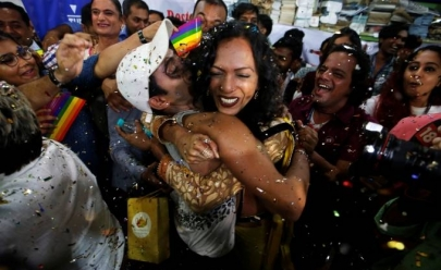 Suprema Corte da Índia descriminaliza homossexualidade