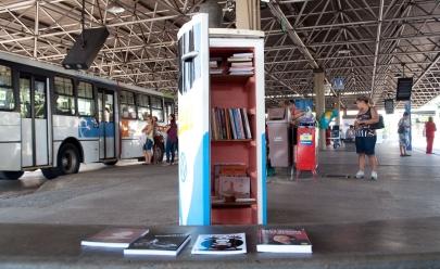 Projeto Gelateratura é lançado no Terminal da Bíblia em Goiânia