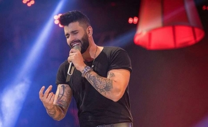 Gusttavo Lima traz show de sucesso a Brasília