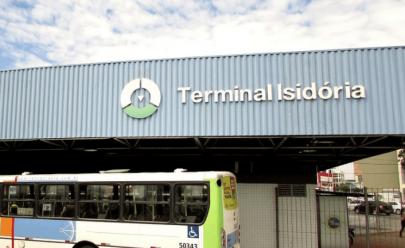 Terminal Isidória funcionará em local provisório a partir de Agosto