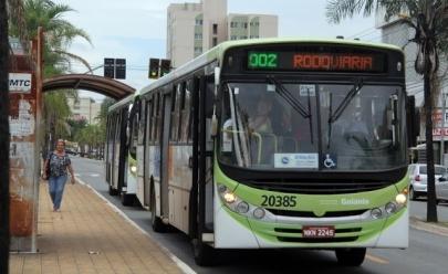 Passagem de ônibus na grande Goiânia pode passar de R$ 4 em 2018