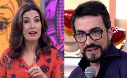 No programa 'Encontro', Padre Fábio de Melo desabafa sobre destaque da mídia em sua biografia