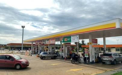 Os postos de combustíveis 'mais baratos' de Goiânia