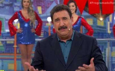Ratinho reclama da quantidade de gays na televisão e é taxado de homofóbico na web