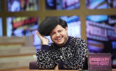Marcus Majella, o Ferdinando do Multishow, faz show de humor em Goiânia