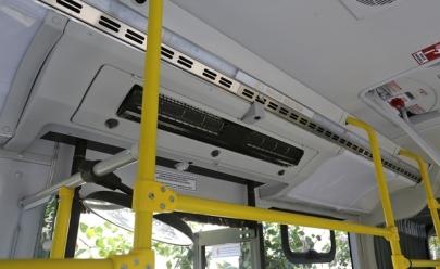 Câmara aprova projeto que obriga empresas a instalarem ar condicionado nos ônibus de Goiânia