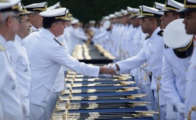 Marinha abre concurso com salários de R$ 10,5 mil