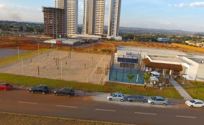 Chega a Goiânia o EuroBeach, o maior complexo de esportes de areia da cidade