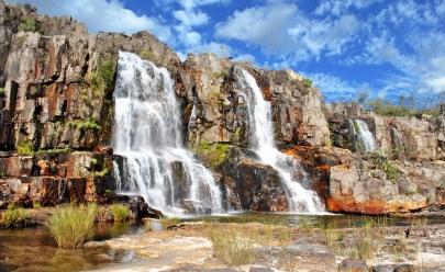 Cachoeiras paradisíacas em Goiás que você não paga para entrar
