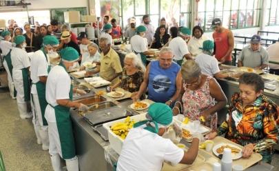 Na semana do Natal, restaurantes comunitários do DF preparam cardápio especial a preços populares