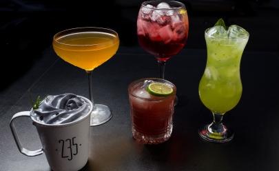 Bar em Goiânia promove festival de drink à vontade a noite inteira com preço promocional