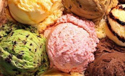 10 sorveterias mais populares de Goiânia
