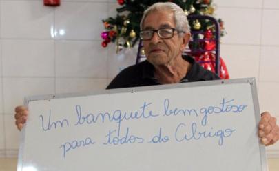 Estes são os pedidos de natal mais comuns feitos por idosos de asilo em Goiânia