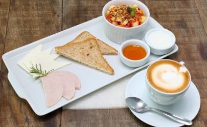 Os 10 melhores alimentos para o café da manhã