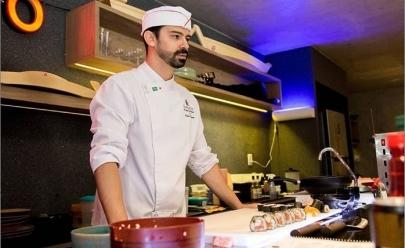 Goiânia recebe curso de sushi básico para iniciantes