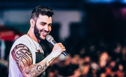 Gusttavo Lima faz show em Brasília