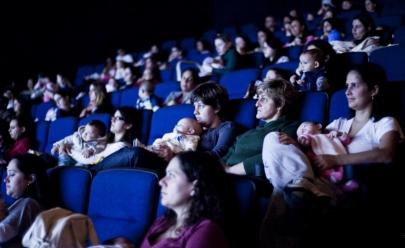 Filme A Cabana será exibido em sessão exclusiva para mães e bebês em Goiânia