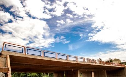 Ponte no Setor Pedro Ludovico é inaugurada em Goiânia