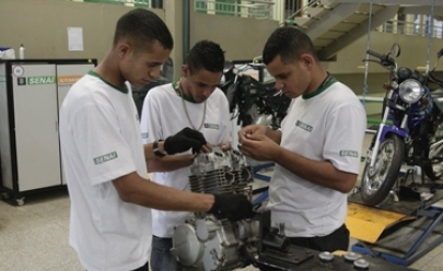 Senai-DF prepara abertura de 644 vagas para cursos gratuitos nos meses de agosto e setembro