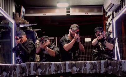Com tiro ao alvo e simulações militares, Hunt's Airsoft é o endereço da adrenalina em Goiânia