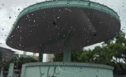 Meteorologia prevê chuva em todos os dias da semana em Goiânia