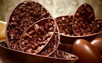 Supermercado Bretas dá 50% de desconto em ovos de chocolate nesta Páscoa