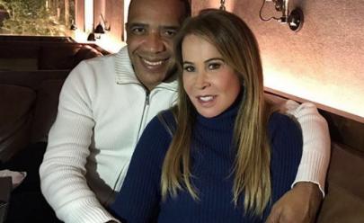 Zilú, ex de Zezé di Camargo, anuncia novo affair nas redes sociais