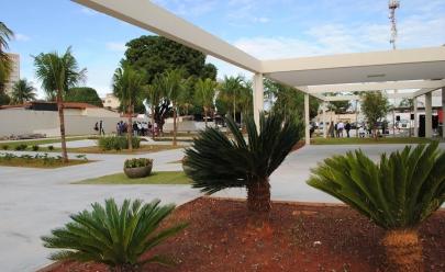 Goiânia recebe praça-estande aberta à comunidade