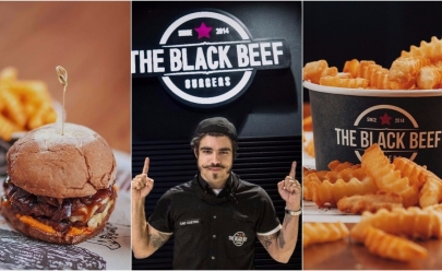 Direto de Alagoas, a famosa hamburgueria The Black Beef abre as portas em Uberlândia