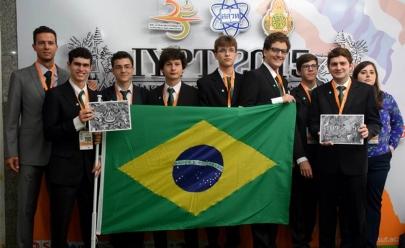 Acaba a Copa Mundial de Física Jovem e Brasil termina no pódio