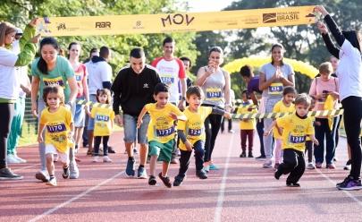 MOV: evento em Brasília reúne toda a família para um dia de diversão e lazer