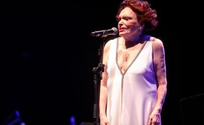 Bibi Ferreira comemora 76 anos de carreira com show em Goiânia