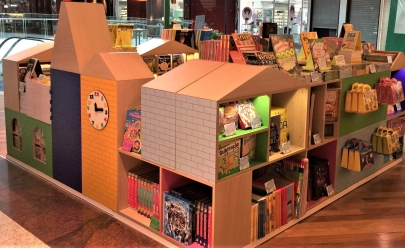 Feira de Livros Letrinha chega em shopping de Goiânia com programação especial