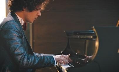 Brasília recebe apresentação de pianista fenômeno da música instrumental