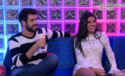 Juliano Lahan diz que ficaria com Munik, vencedora do BBB 16