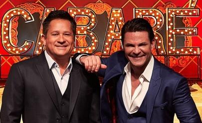 Leonardo e Eduardo Costa escolhem Brasília para receber o último show da turnê 'Cabaré'
