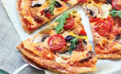 Rodízio de pizza vegana com batata frita à vontade acontece em Uberlândia