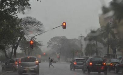 Distrito Federal terá fim de semana chuvoso