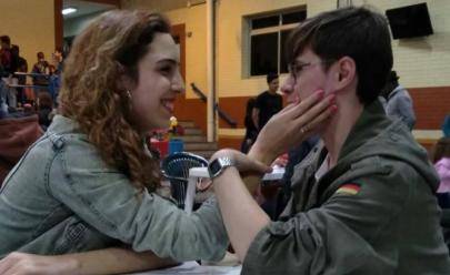 'Tá muito difícil de assimilar' diz namorada de Rafael Miguel em homenagem feita ao ator