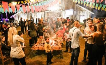 Tradicional Festa Junina em Goiânia terá shows, barracas, comidas típicas e brincadeiras para crianças
