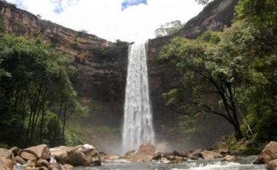 Município goiano é um verdadeiro (e incrível) paraíso das cachoeiras perdidas