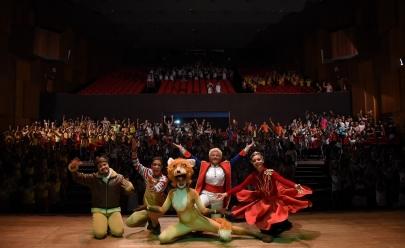 O Pequeno Príncipe retorna a Goiânia em grande espetáculo musical