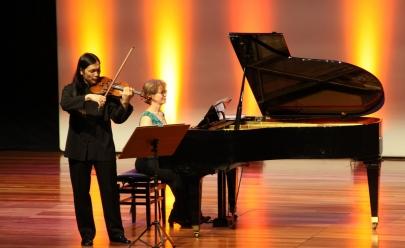 Concerto Oliver Yatsugafu e Katia Balloussier acontece em Goiânia com entrada gratuita