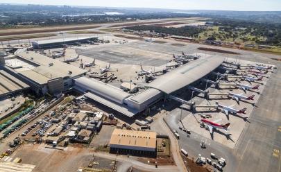 Transportes públicos e aeroporto de Brasília aderem a greve geral nesta sexta-feira