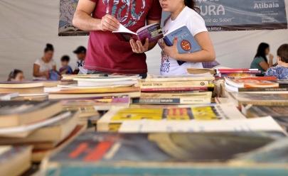 Goiânia recebe Feira do Livro com exemplares a R$5