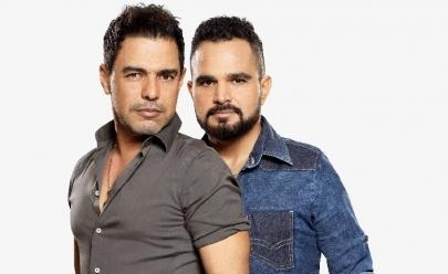 Ingressos para o Show de Zezé di Camargo e Luciano em Uberlândia, já estão à vendas