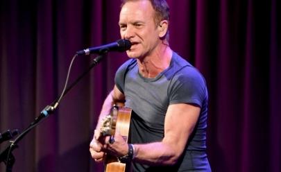 Sting fará primeiro show no Bataclan após ataques terroristas em Paris