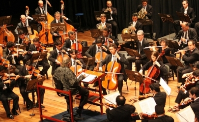Orquestra Filarmônica faz concerto especial no Dia dos Namorados