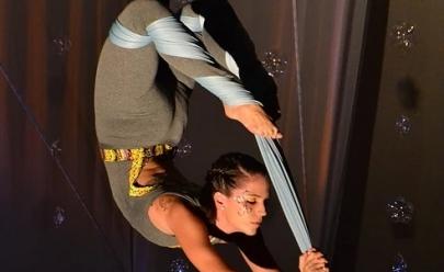 Espetáculo circense acontece neste domingo em Goiânia
